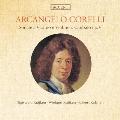 コレッリ: ヴァイオリンのためのソナタ集 Op.5~第1,3,6,11,12番
