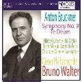 ブルックナー: 交響曲第9番、テ・デウム