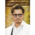 Johnny Depp / 2013 A3 Calendar (Red Star)