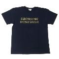 ジャンルTシャツ EDM ネイビー XLサイズ