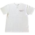 私立恵比寿中学秋田分校 × WEARTHEMUSIC Tシャツ ホワイト Lサイズ