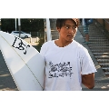 Ryu Ambe × WEARTHEMUSIC Sunset Boulevard T-Shirt(White)Sサイズ