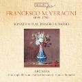 ヴェラチーニ: リコーダーと通奏低音のためのソナタ集