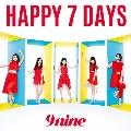 HAPPY 7 DAYS [CD+フォトブック]<初回生産限定盤B>