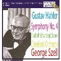 マーラー: 交響曲第4番 (1968年7月26日ブロッサム音楽祭ライヴ)
