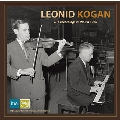 Leonid Kogan - RTF Recordings in 1959 & 1966
