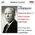 Leroy Anderson: Orchestral Music Vol.1