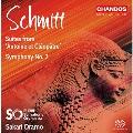 F.シュミット: 交響曲第2番, 「アントニーとクレオパ トラ」Op.69より組曲第1番, 第2番