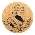 ポムポムプリン × TOWER RECORDS CAFE コルクコースターA 2017