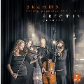 Brahms: String Quartets No.1 & No.3
