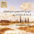 Piano Works by the Group of the Eight in Madrid