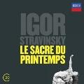 Stravinsky: Le Sacre du Printemps, Symphony in 3 Movements, Agon - Ballet