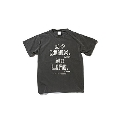 BerBerJin × 吉井和哉 × WEARTHEMUSIC N.D.N.L. T-Shirt(Vintage Black)Sサイズ