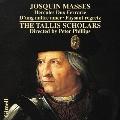 ジョスカン・デ・プレ: ミサ曲集《フェラーラ公エルコーレ》、《恋の相手を変えたのなら》、《嘆きながら》