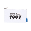 Youth Loser POUCH(WHITE/BLACK)