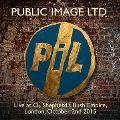 Live at O2 Shephard's Bush Empire, London, October 2nd 2015