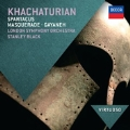 Khachaturian: Spartacus、Masquerade, Gayaneh