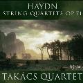 ハイドン: 弦楽四重奏曲集 Op.71