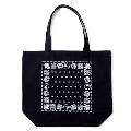 少年イン・ザ・フッド × WEARTHEMUSIC Tote Bag(Black)