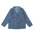 COOKMAN Lab.Jacket Hickory NAVY L