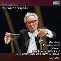 "Bruckner: Symphony No.8; Mozart: Symphony No.35 ""Haffner"""