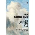 リュリ/フランクール: 《アルミード》 1778 [2CD+BOOK]