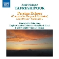 A.M.Tafreshipour: Persian Echoes (Concerto for Harp and Orchestra), Lucid Dreams, etc