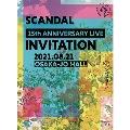 SCANDAL 15th ANNIVERSARY LIVE 『INVITATION』 at OSAKA-JO HALL [Blu-ray Disc+2CD+特製フォトブックレット]<初回限定盤>