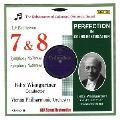 ベートーヴェン:交響曲第8番 & 第7番