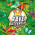 NO EDM, NO LIFE. Presents RAVE BUTTERFLY<タワーレコード限定>