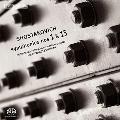 Shostakovich: Symphony No.1 & No.15