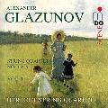 グラズノフ: 弦楽四重奏曲集Vol.1