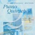 Piano Quintets - Eben, Ramovs, Schnittke