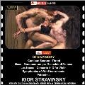 Stravinsky: Canticum Sacrum, Threni, Mass, etc