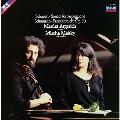 Schubert: Arpeggione Sonata D.821; Schumann: Fantasies Op.73