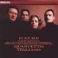 ハイドン:弦楽四重奏曲 ひばり、セレナード、五度、皇帝