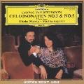 ベートーヴェン:チェロ・ソナタ第3番・第5番他