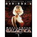 GALACTICA/ギャラクティカ 起:season 1 DVD-BOX 2(5枚組)