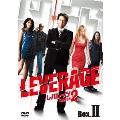 レバレッジ シーズン2 DVD-BOX II