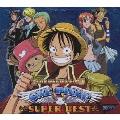 ONE PIECE SUPER BEST  [2CD+DVD]<初回限定盤>