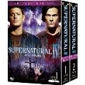 SUPERNATURAL IV スーパーナチュラル <フォース・シーズン> コンプリート・ボックス