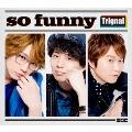 so funny [CD+DVD]<初回限定生産盤>