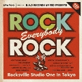 "B.A.D RECORDS UNITED PRESENTS ""Rock,Everybody,Rock-Rocksville Studio One In Tokyo-"""