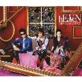 hEaVeN / 激情 [CD+DVD]<初回限定盤B>