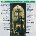 シャルパンティエ:二重合唱のための宗教曲集