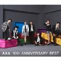 AAA 10th ANNIVERSARY BEST [2CD+DVD]<通常盤>