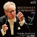 ベートーヴェン:交響曲 第7番/第2番