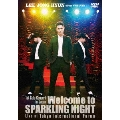 1st Solo Concert in Japan Welcome to SPARKLING NIGHT Live at Tokyo International Forum