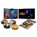 アベンジャーズ/インフィニティ・ウォー 4K UHD MovieNEX プレミアムBOX [4K Ultra HD Blu-ray Disc+3D Blu-ray Disc+Blu-ray Disc]<数量限定版>