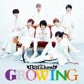 GROWING [CD+DVD]<初回限定盤Type-A>